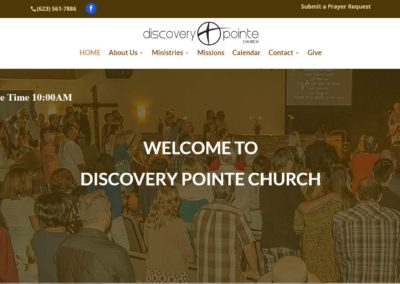 Discovery Pointe Church AZ
