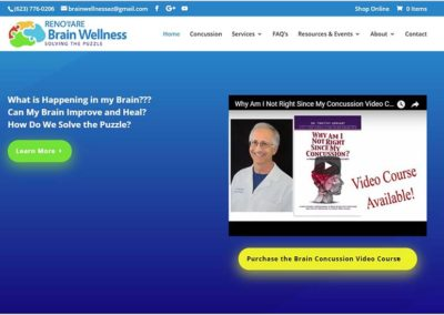 Renovare Brain Wellness
